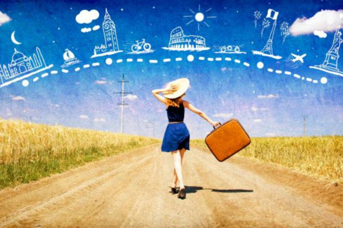 Resultado de imagem para viajar deixa as pessoas mais felizes do que bens materiais