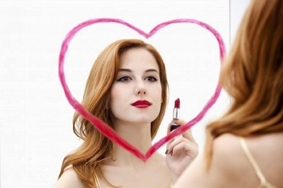 Se você está procurando alguém que mude a sua vida, olhe-se no espelho