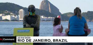 mascaras-faciais-colocadas-nas-estatuas-do-rio-de-janeiro-para-impedir-o-covid-19