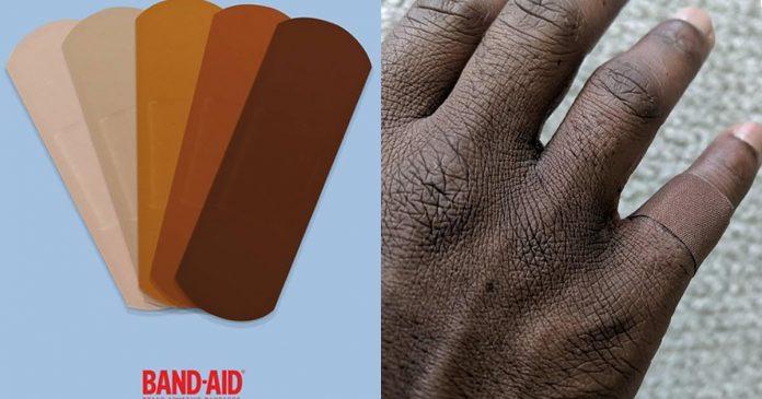 band-aid-anuncia-que-finalmente-fara-curativos-para-diferentes-tons-de-pele