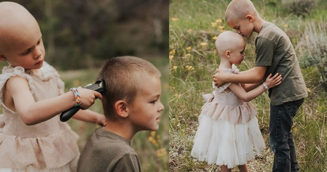 irmao-raspa-a-cabeca-para-apoiar-a-irma-de-3-anos-que-luta-contra-o-cancer
