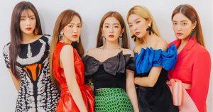 Red Velvet: Joy, Wendy, Irene, Seulgi e Yeri (Foto: SM Entertainment)